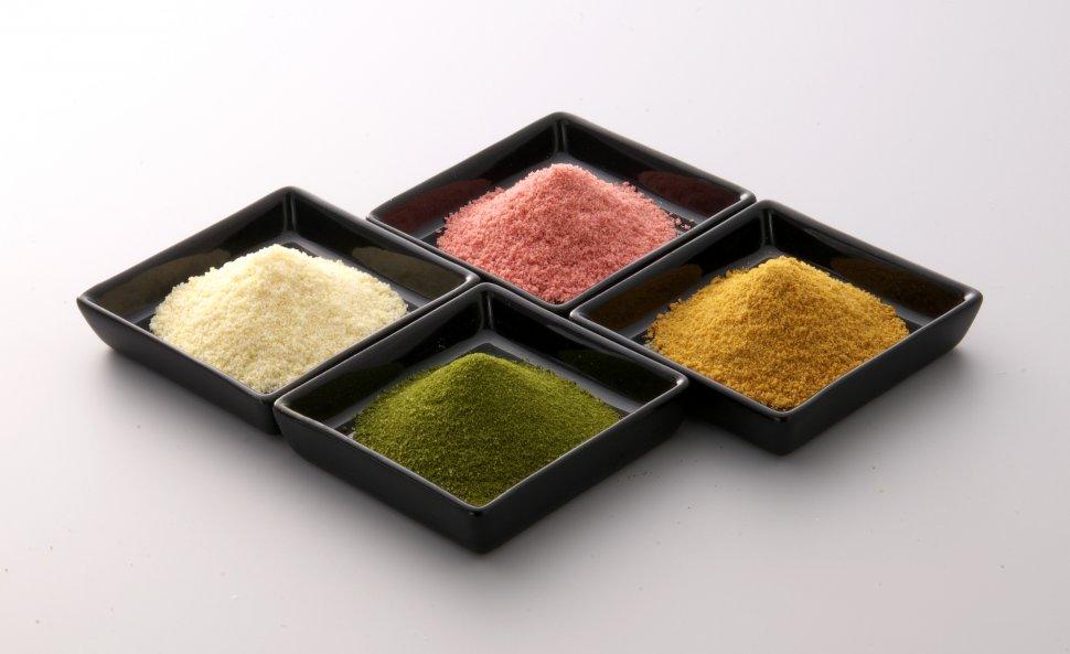 天ぷら塩4点